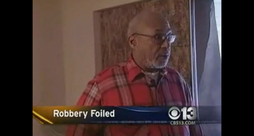 Man Shoots Armed Robbers When 3 Intruders Burst into Sacramento Home